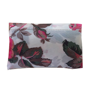 Pink Floral Fold Out Shopper Bag - Cherry Cherry