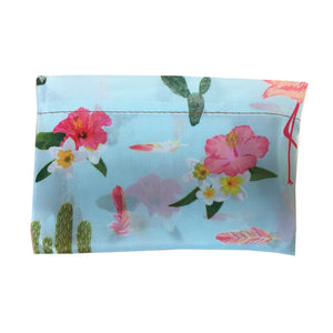 Floral Print Shopper Bag - Cherry Cherry
