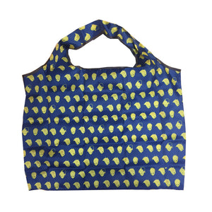 Fold Out Chick Shopper Bag - Cherry Cherry