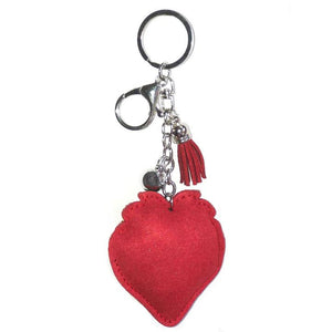 Strawberry Kisses Key Charm - Cherry Cherry