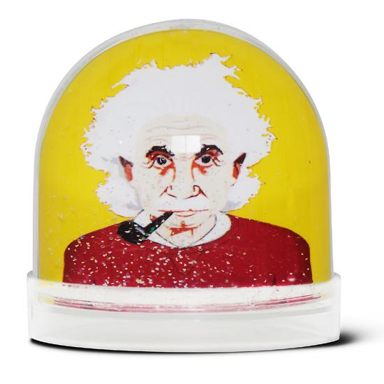 Shake it Baby - Snowglobe - Einstein