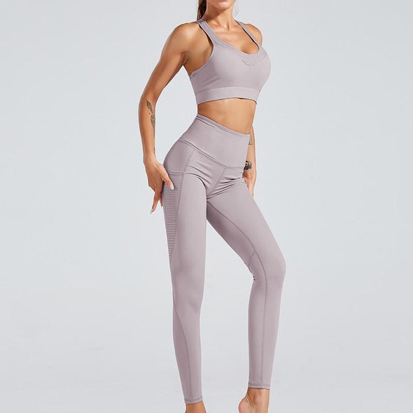 Compression Yoga Set