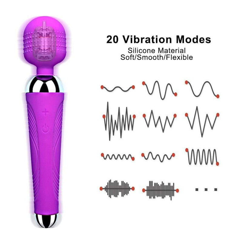 Powerful Magic Wand AV Vibrator