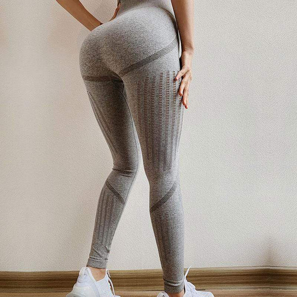 Chicloire Scrunch Butt Yoga Fitness Leggings