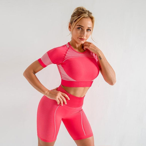 Summer Yoga/Fitness Suit