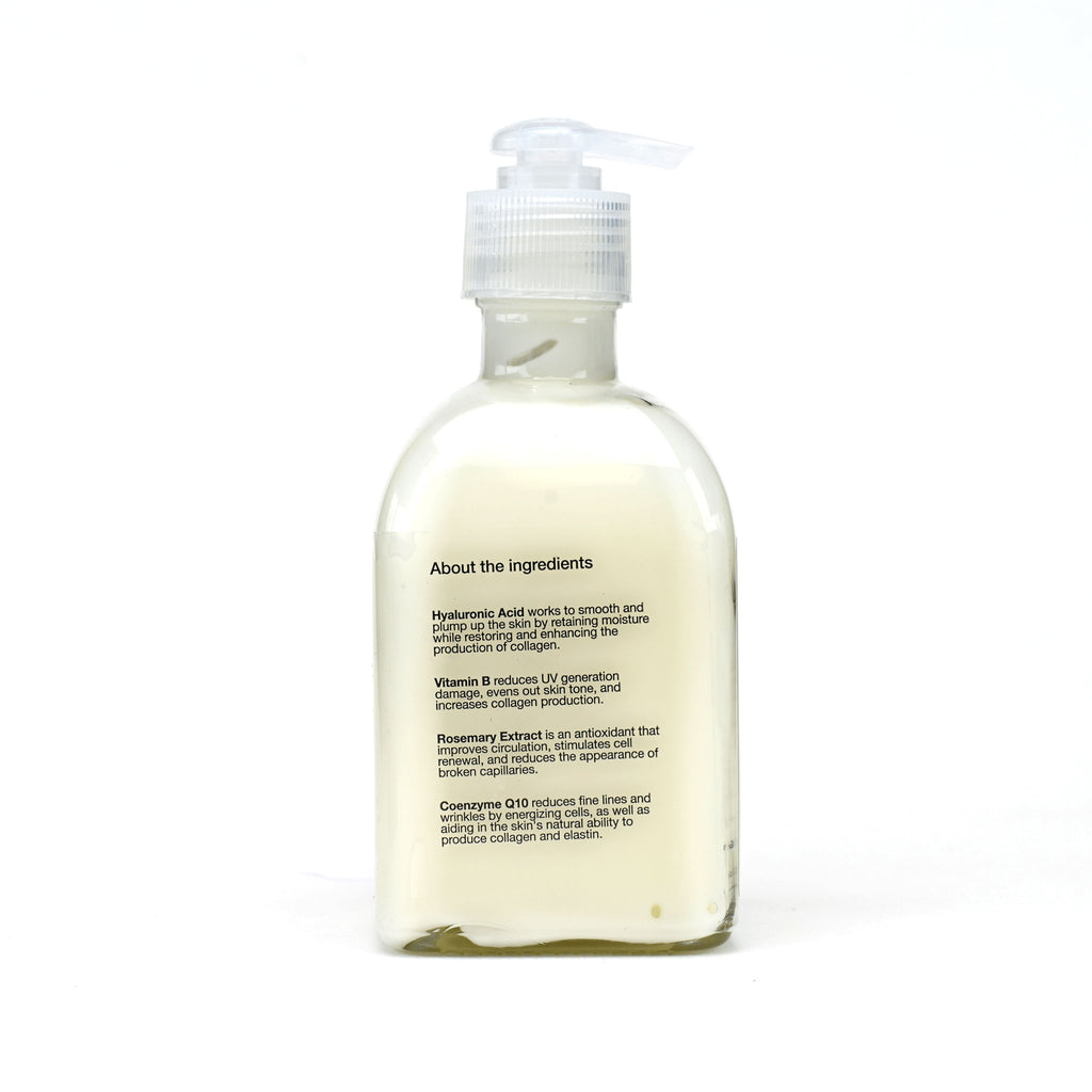 Face, Neck & Hand Moisturizer- Unscented 8.5oz