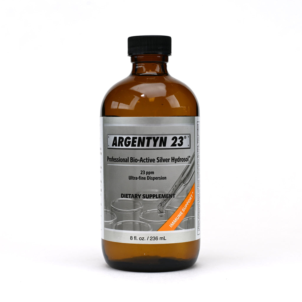 Argentyn 23 – 8oz * Argentyn has closed production till futher notice*