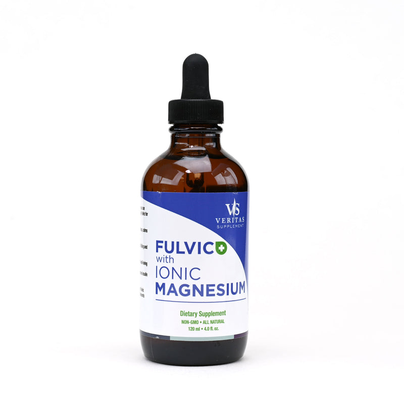 Fulvic with Ionic Magnesium