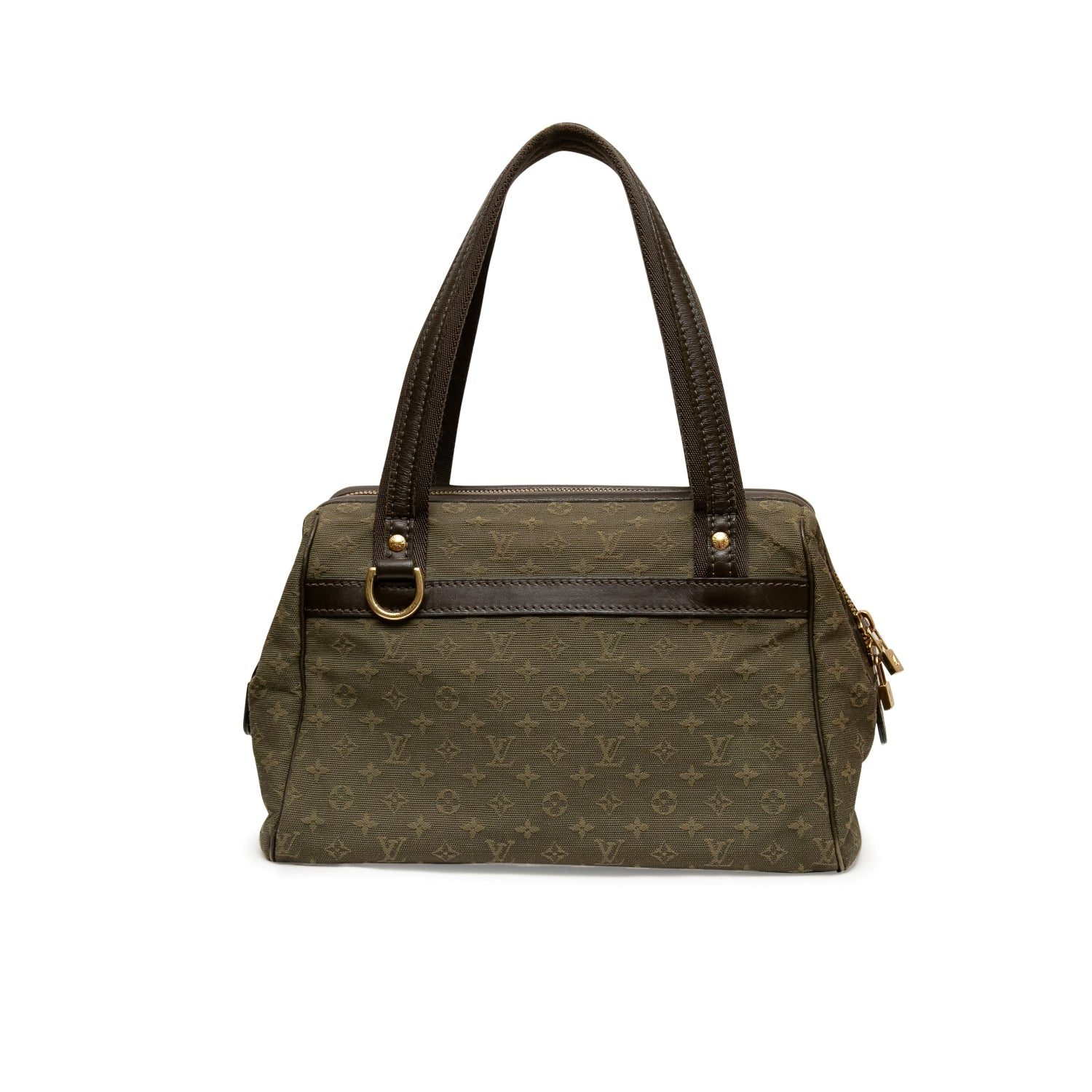 ladiesoflux - Louis Vuitton Monogram Mini Lin Josephine Bag - Ladies Of Lux - Handbag