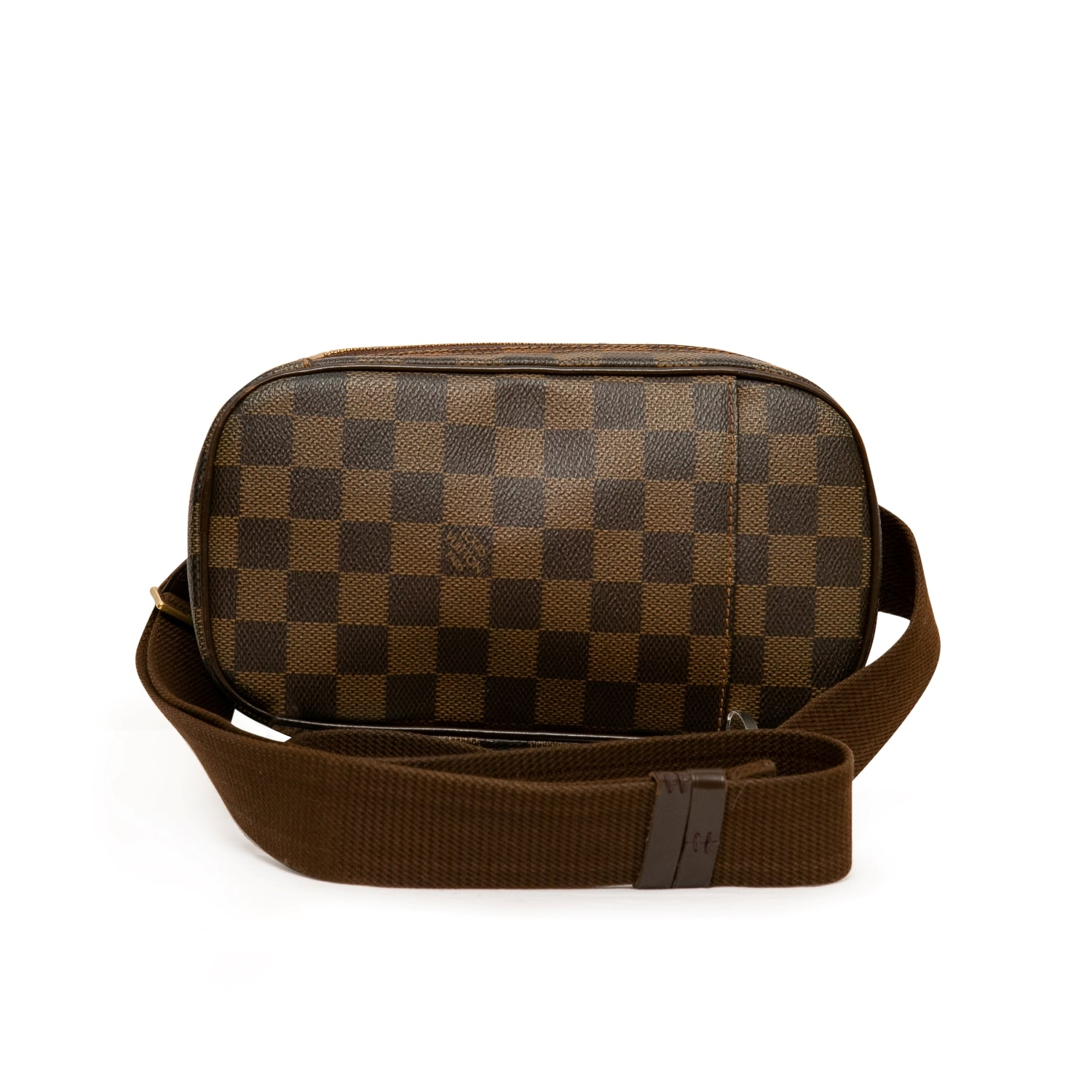 ladiesoflux - Louis Vuitton Pochette Gange Damier Ebene - Ladies Of Lux - Handbag