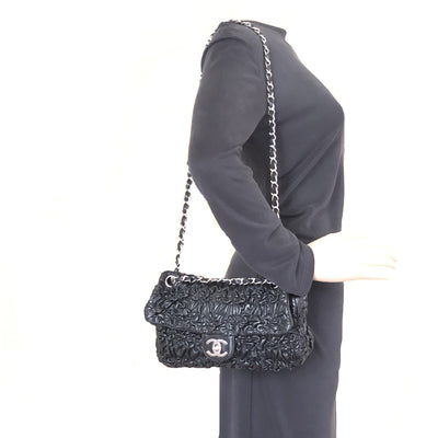 ladiesoflux - Chanel Astrakhan Lambskin Flap Bag - Ladies Of Lux - Handbag