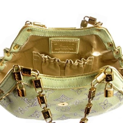 ladiesoflux - Louis Vuitton Monogram Strass Theda PM - Ladies Of Lux - Handbag