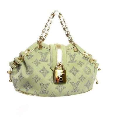 Louis Vuitton Monogram Strass Theda