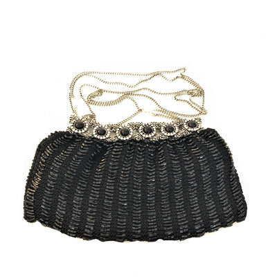 ladiesoflux - Clara Kasavina Beaded Evening Bag - Ladies Of Lux - Handbag