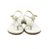 ladiesoflux - Stuart Weitzman Balls of Fire Sandal Silver, Size 6.5 - Ladies Of Lux - Shoes