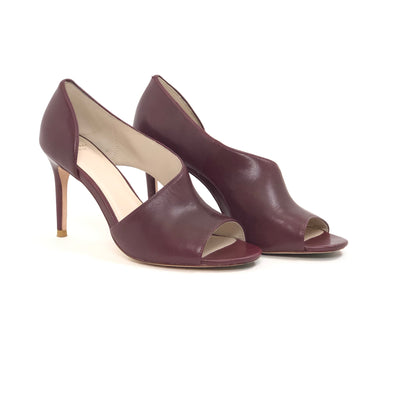 ladiesoflux - Cole Haan Viveca OT Pump Shiraz, Size 6.5 - Ladies Of Lux - Shoes