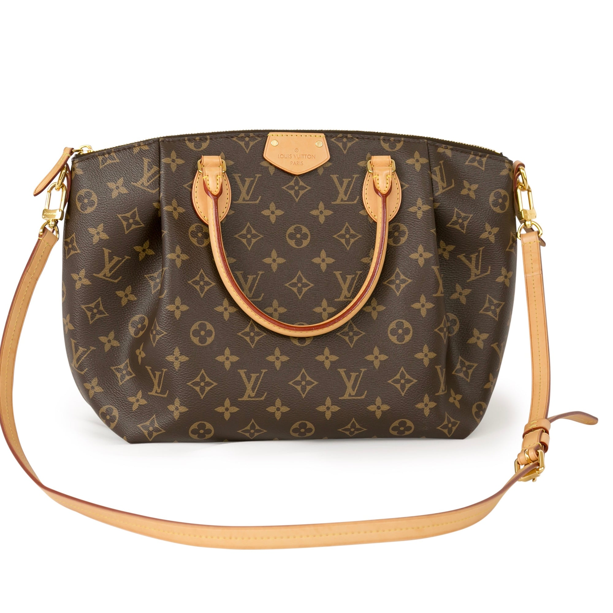 ladiesoflux - Louis Vuitton Turenne MM Monogram Bag - Ladies Of Lux - Handbag