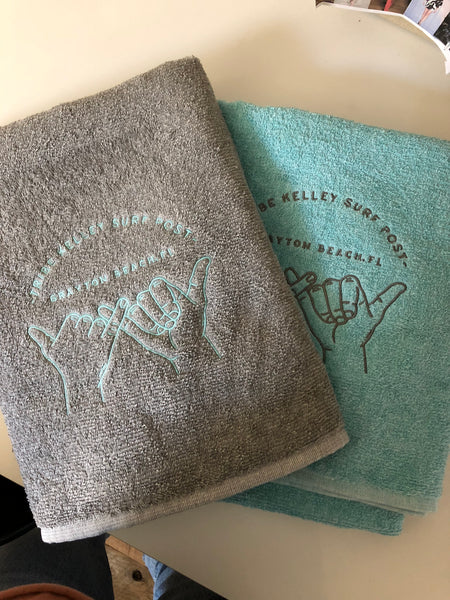 Surf Post Towels