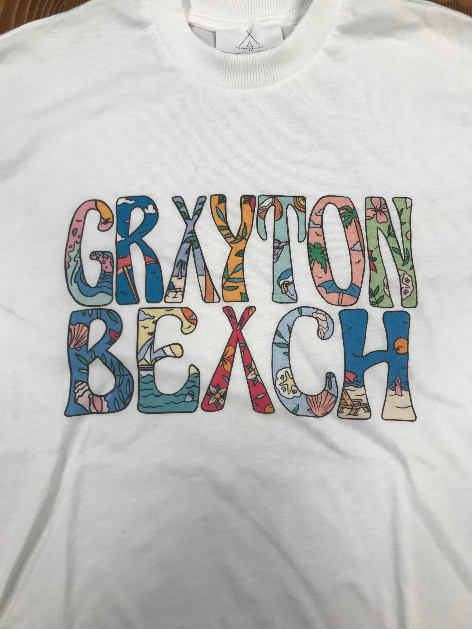 Grayton Beach Graphic Tee