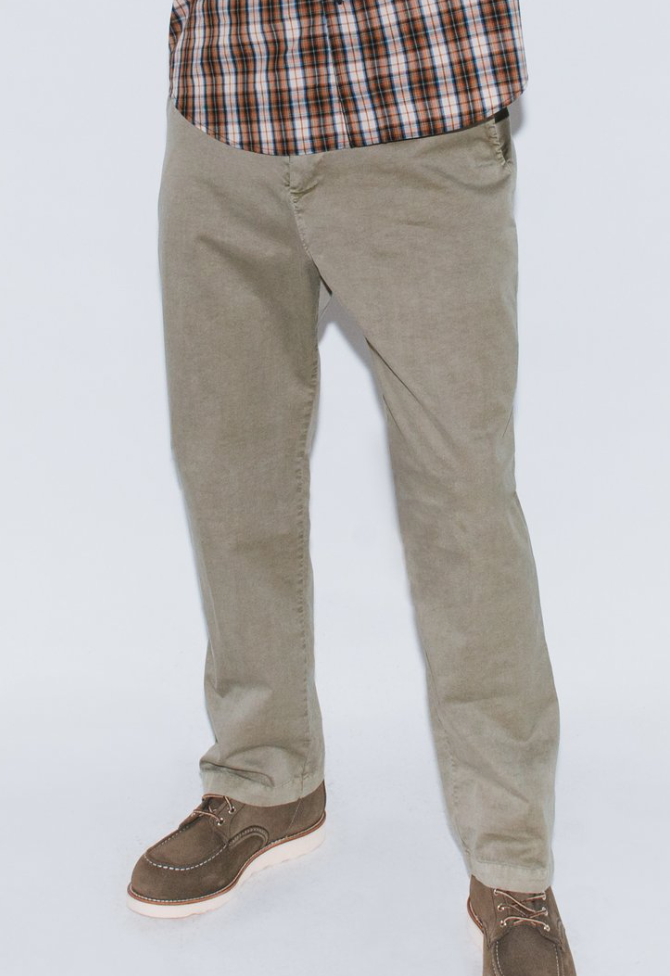 Hunt Club Green Trousers