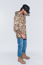 Load image into Gallery viewer, Camo Pullover