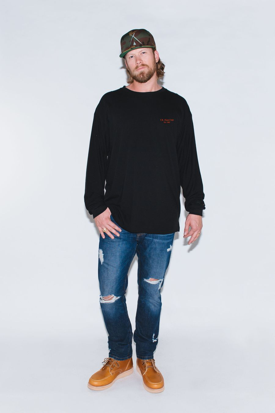 Hunt Club Black Long Sleeve