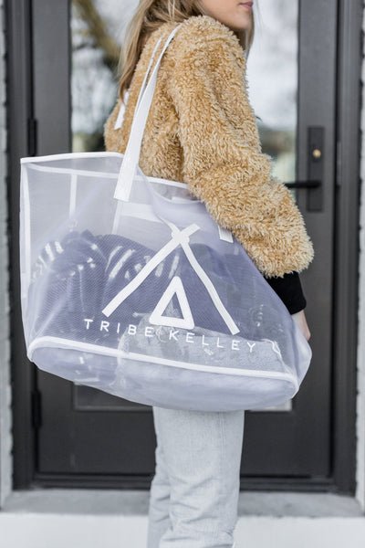 Tribe Mesh Tote