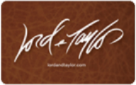 Lord & Taylor Gift Card