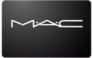 MAC Cosmetics Gift Card