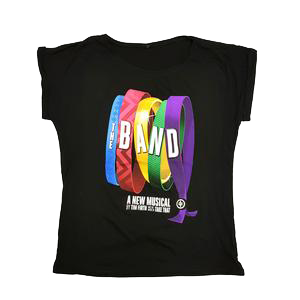 The Band Black Ladies T-Shirt