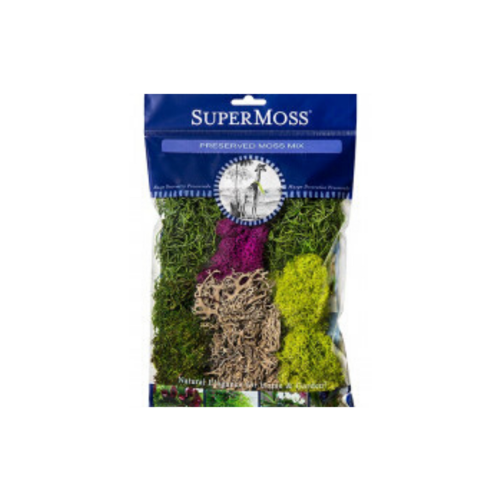 Assorted Mosses 2oz Bag