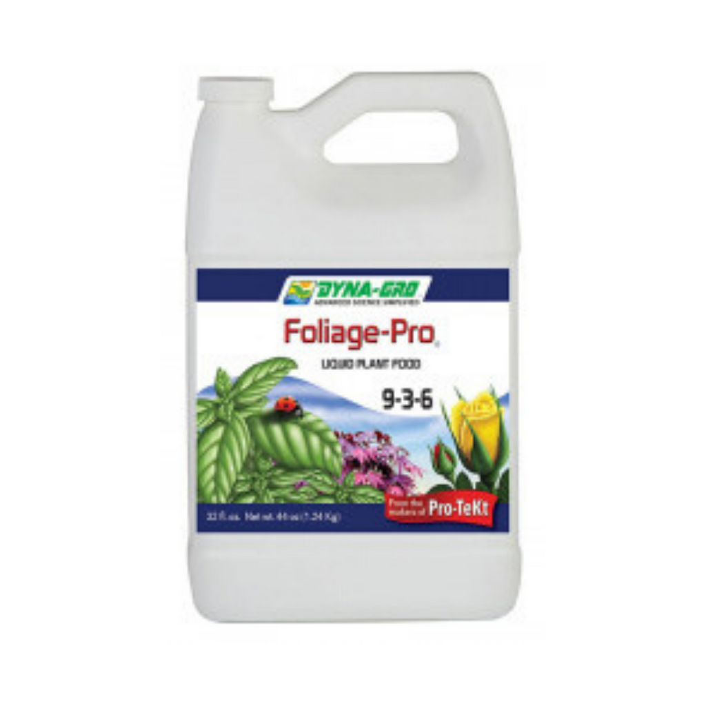 Tropical Plant Fertilizer - Foliage-Pro® 9-3-6