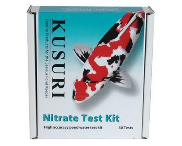 Kusuri Nitrate Test Kits (30 tests) - Selective Koi Sales
