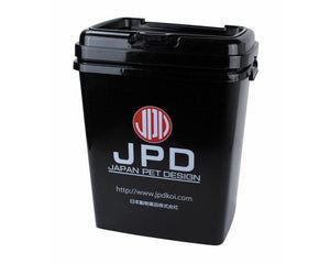 JPD Food Bucket (Black or red)