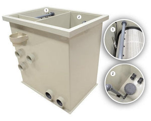 "Filtreau ""NEXT"" Combi Filter pump fed"