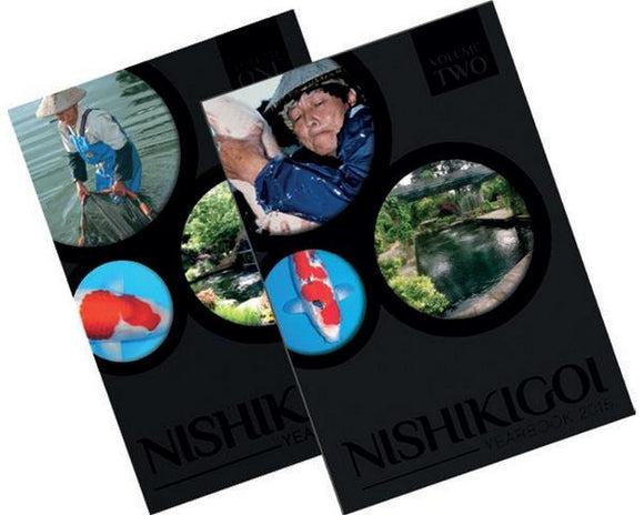 Nishikigoi Yearbook (*Specify which Issue*)
