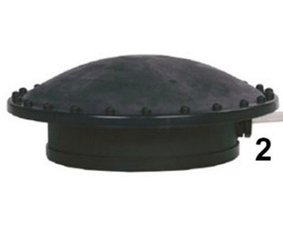 Free-Standing Bottom aeration dome (pic 2) - Selective Koi Sales