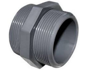 "2"" Male - Male Threaded spigot"