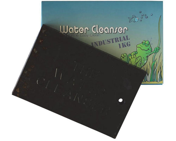 The water cleanser industrial block 1kg - Selective Koi Sales