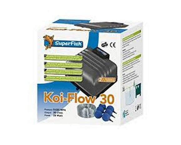 Superfish Koi-Flow 30 set - Selective Koi Sales