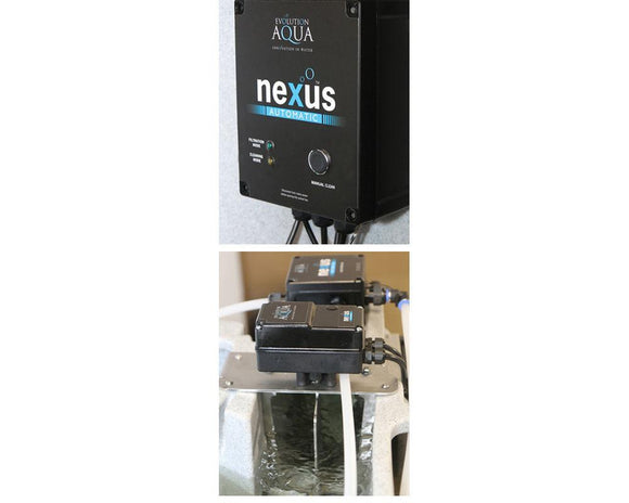 NEXUS AUTOMATIC SYSTEM for pump fed - Selective Koi Sales