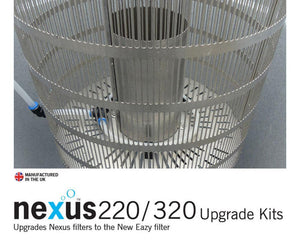 Eazy Upgrade Kit for Nexus 320 (Post 2006) - Selective Koi Sales