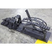 Rubber Clamp TrimmerTrap RC-4 (Stens 051-340)