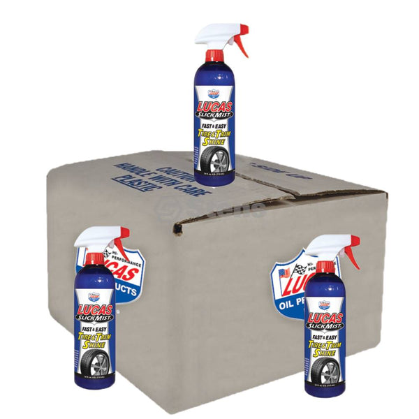 Slick Mist Tire & Trim Shine/Case of 6 (Stens 051-610)