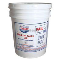 "Red ""N"" Tacky Grease 35 Lb. Pail (Stens 051-639)"