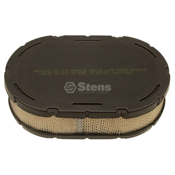 Air Filter Kohler 32 083 09-S (Stens 055-172)