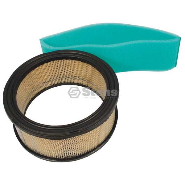 Air Filter Combo Kohler 24 883 03-S1 (Stens 055-437)