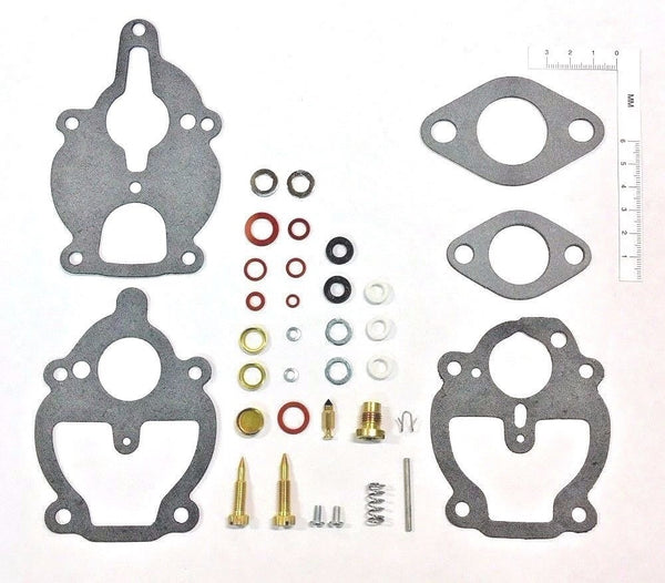 Carburetor Kit LQ33 For Wisconsin AGN AGND AELN AELND MTHD THD TJD w/CARB L63