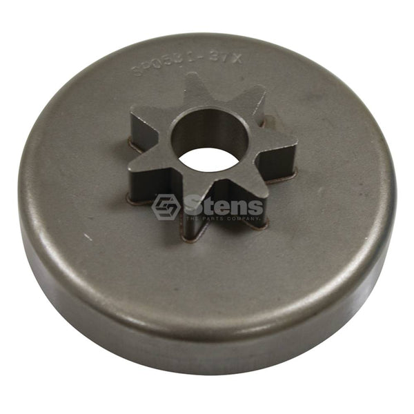 "Chainsaw Pro Spur Sprocket 3/8"" Pitch 7 Teeth (Stens 085-1097)"
