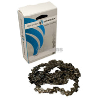 "Chainsaw Chain Pre-Cut Loop 67 DL .325"", .050, S-Chisel Standard (Stens 096-3677)"